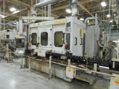 Buderus Schleiftechnik CNC235 Twin Spindle Vertical CNC Grinding Center