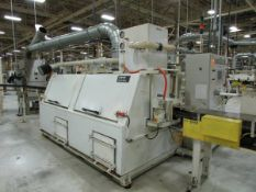 2006 Cinetic Centri-Spray Hybrid Three Stage Automatic Parts Wash Machine