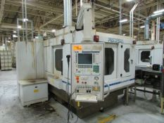 2004 Prawema SynchroFine HFSL 203 High Performance CNC Gear Honing Machine