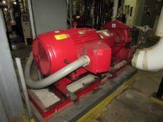 Bell & Gossett HSC3 12.500 LHR 200HP Centrifugal Pump Skid