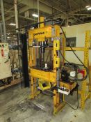 Enerpac 30 Ton Hydraulic H-Frame Shop Press