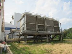 Marley NC9 (4) Air Cooled Cooling Towers