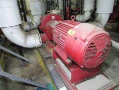 Bell & Gossett HSC3 12.500 RHR 200HP Centrifugal Pump Skid