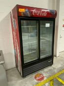 Beverage Air MT45-C-55 (1) 8-Shelves Coca Cola Refrigerator