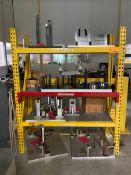 (5) Assorted Heavy-Duty Storage Racks
