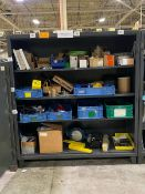 Strong Hold (1) Heavy-Duty Missing 2-Doors Storage Cabinets