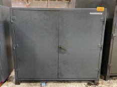 Strong Hold (1) Heavy-Duty 2 Door Storage Cabinet