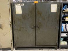 Strong Hold (1) Heavy-Duty 2-Door Storage Cabinets