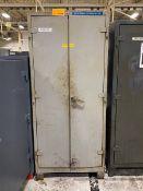 Lyon (1) Heavy-Duty 2-Door Storage Cabinet