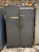 Strong Hold (1) Heavy-Duty 2-Door Storage Cabinet