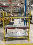 Global (6) Assorted Heavy-Duty Storage Racks