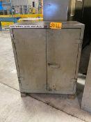 Lyon (1) Heavy-Duty 2-Door Storage Cabinets