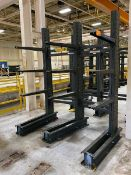 Steel tree Series 25 8' H x 76'' W Cantilever Racking
