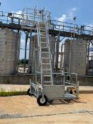 Safe Harbor 158151 Mobile 3000 Lb. Capacity Safety Access System