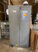 Tennsco (1) Heavy-Duty 2-Door Storage Cabinet