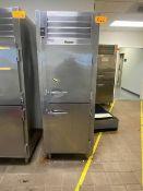 Traulsen S12000 (1) 31'' W x 32''D x7'H 2-Door Refrigerator
