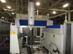 2006 Zeiss Center Max Navigator 11/12/7 Coordinate Measuring Machine