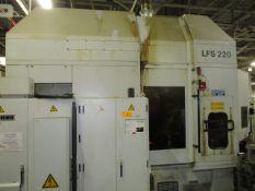 2005 Liebherr LFS 220 CNC Gear Shaper
