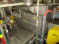 2013 ASE 6701 Wash/Blow-Off Single Lane Washer
