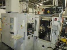 2009 Samputensilli S100 CNC Gear Hobber