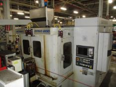 2009 Sicmat Raso 200 CNC Gear Shaver