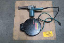 """2"""" Electric Sander &"""