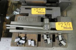 """Kurt II 8"""" Machine Vise"""