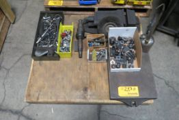 Pallet of Assorted Tooling