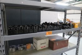 Lot of Assorted Lathe Tool Holders for NZX1500