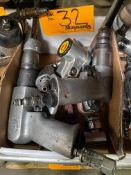 Lot of Assorted Pneumatic Tools