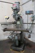 Bridgeport Series I Vertical Milling Machine