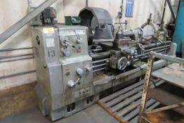 "Yamazaki Machinery Mark II Engine Lathe (20"" x 80"")"