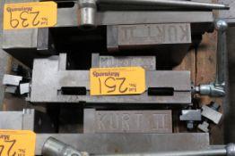 """Kurt II 6"""" Machine Vise"""