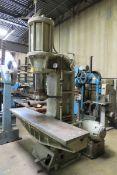 Oilgear 50 Ton Hydraulic Press