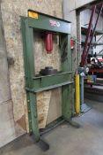 Carolina 50 Ton Hydraulic H-Frame Press