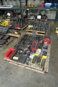 Pallet of Assorted Set-Up Tooling