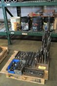 Pallet of Assorted Hold-Down Tooling