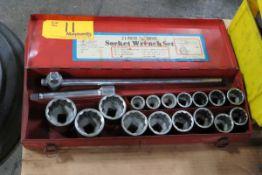 Socket Wrench Set (Incomplete)