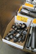 Lot of Assorted Bilz Style Tap Holders