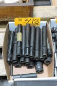 Lot of Assorted Lathe Collet Chucks