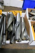 Lot of Assorted Indexable Drills