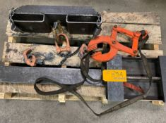 Lot of Forklift Accessories