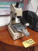 Mitutoyo Toolmakers Microscope
