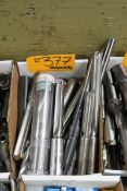 Lot of Assorted Spade Drill Holders
