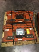 LTS Scale LTEF16N2 Lot of (2) Forklift NTEP Scale Systems Forklift Scale Attachments