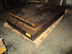 ECOA 6.500 Lb Capacity Portable Power Lift Table