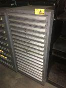 17-Drawer Storage Cabinet -