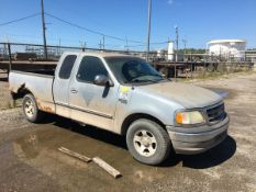 2002 Ford F150 XLT Extended Cab Pickup Truck