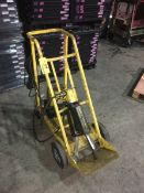 Enerpac EPH110 Posi Lock System Cart Mounted 15 Ton 3-Jaw Hydraulic Puller
