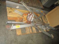 Spanco 2 Ton Gantry Crane